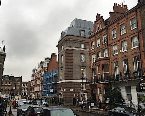 Nottingham Place   London