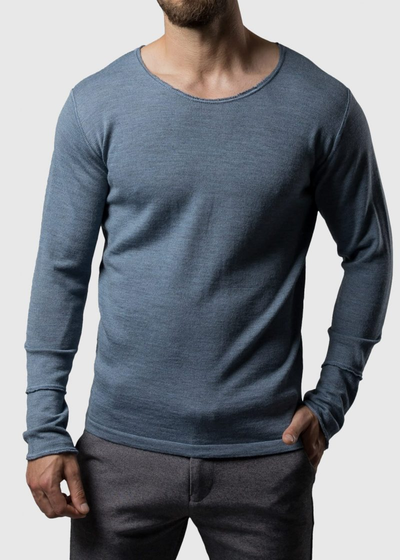 Pullover extra langer Arm Tom von Connemara