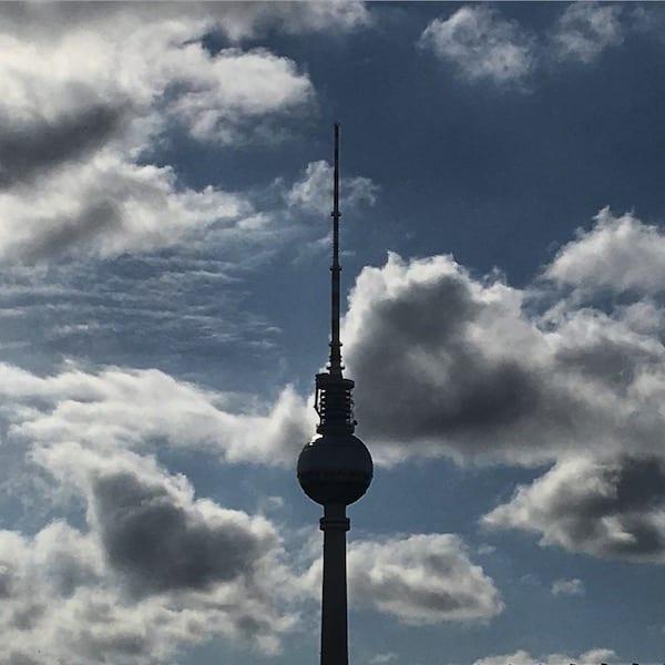 2017 | Juni | Berlin | Auf Tour bei Kunden