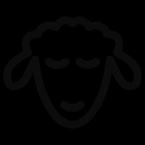 Connemara Schaf Logo