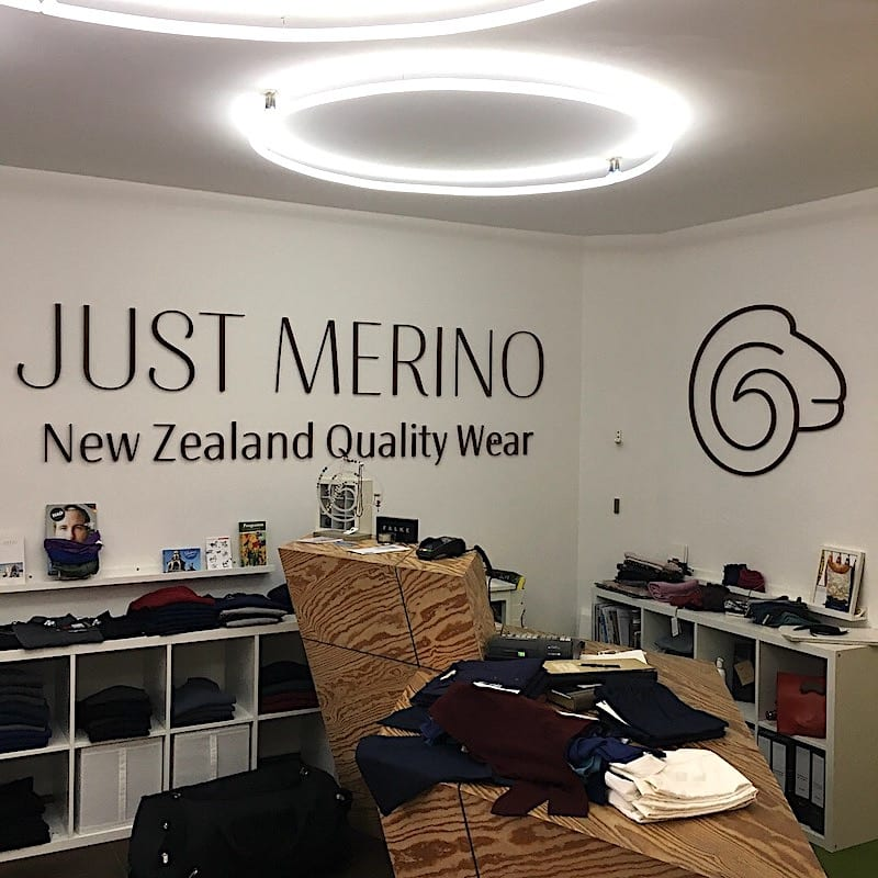 Ladenlokal Just Merino | Potsdam