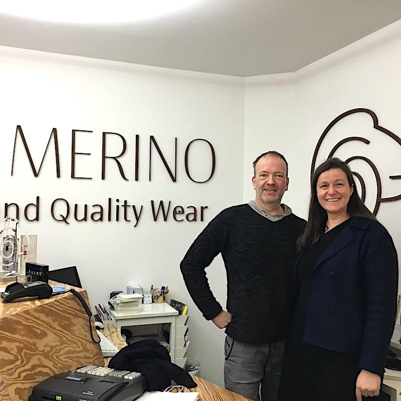 Jens König |Connemara & Tina Wrede | Just Merino