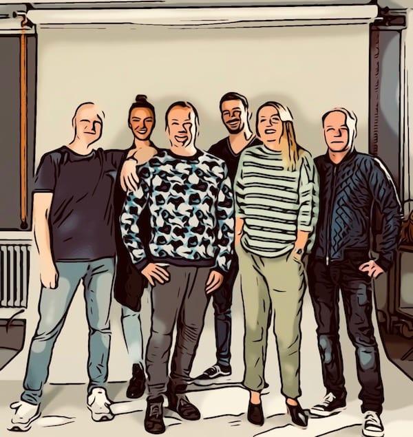 Connemara Comic Team