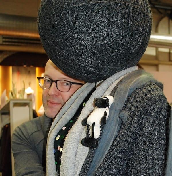 Jens von Connemara mit Kugelkopf