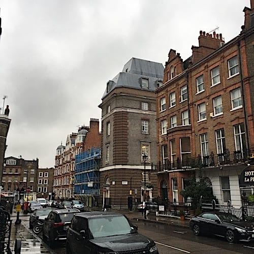 Nottingham Place | London