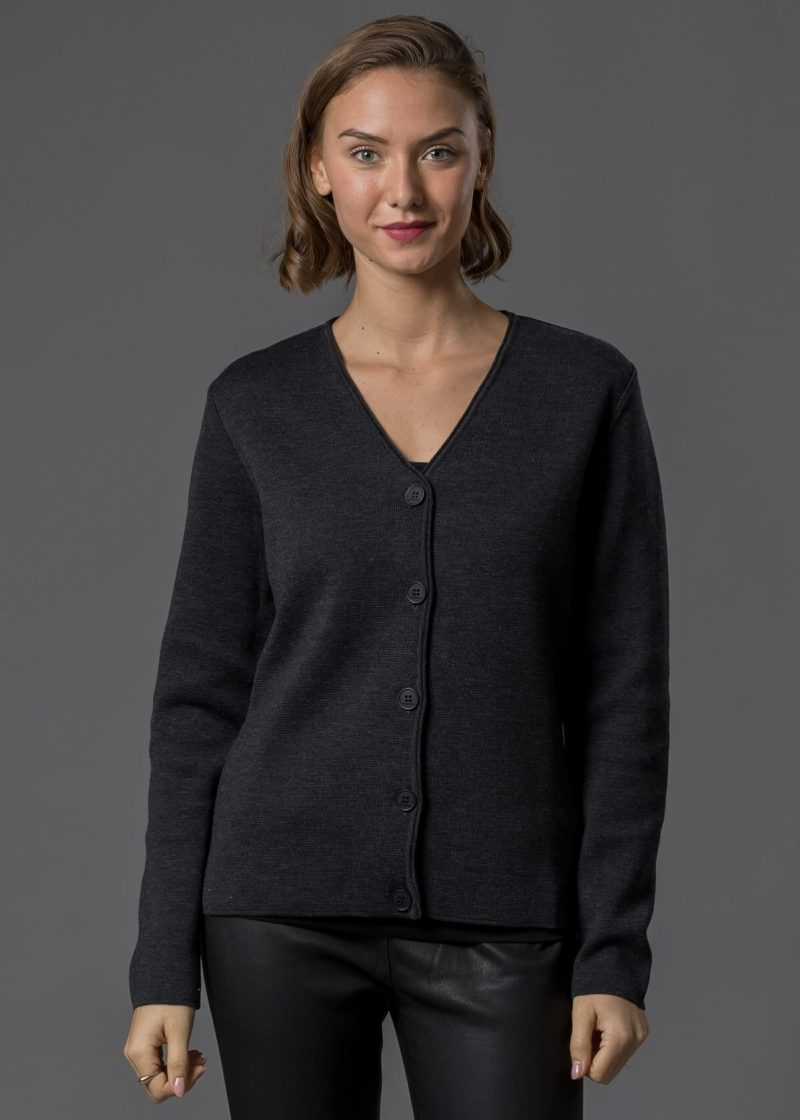 Connemara Strickjacke für Damen aus Milano Strick