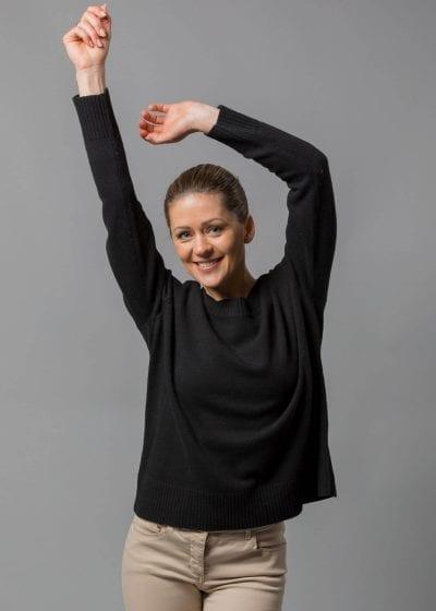 Kuschelpullover oversize Rhoda von Connemara