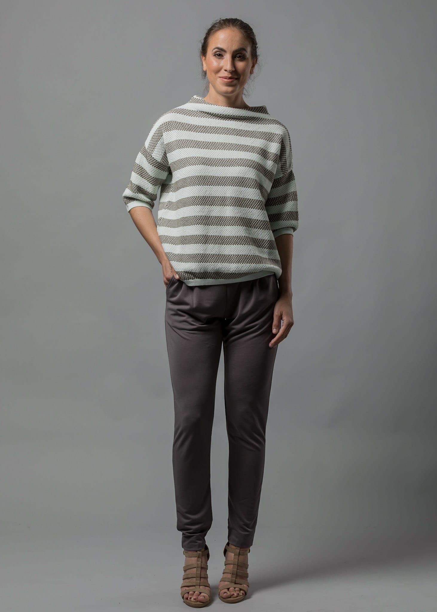 Damen Pullover Baumwolle