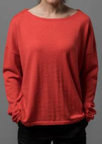 lässiger Pullover für Damen aus Merino von Connemara