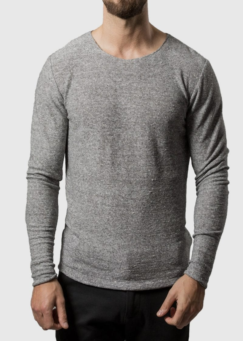 Leinen Pullover Herren Lance von Connemara