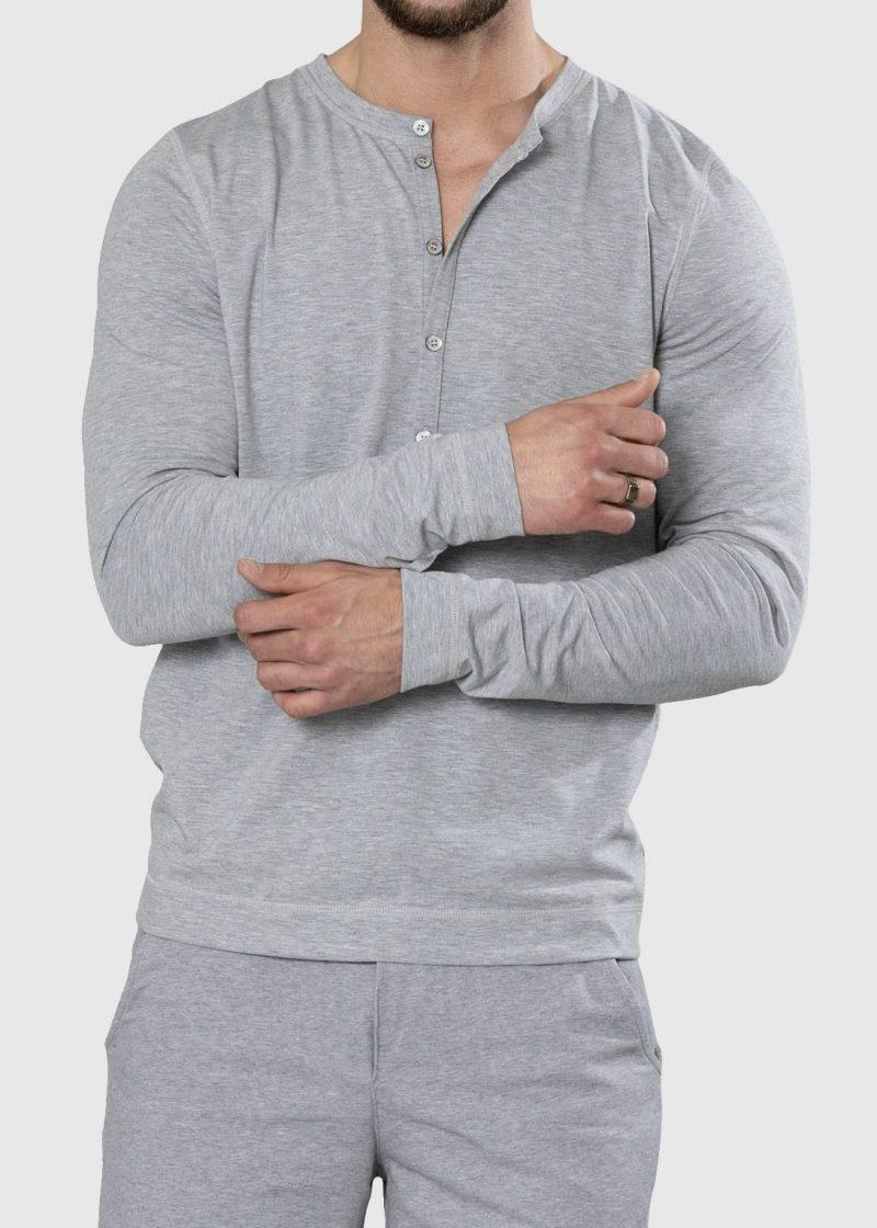 Serafino Shirt Herren von Connemara