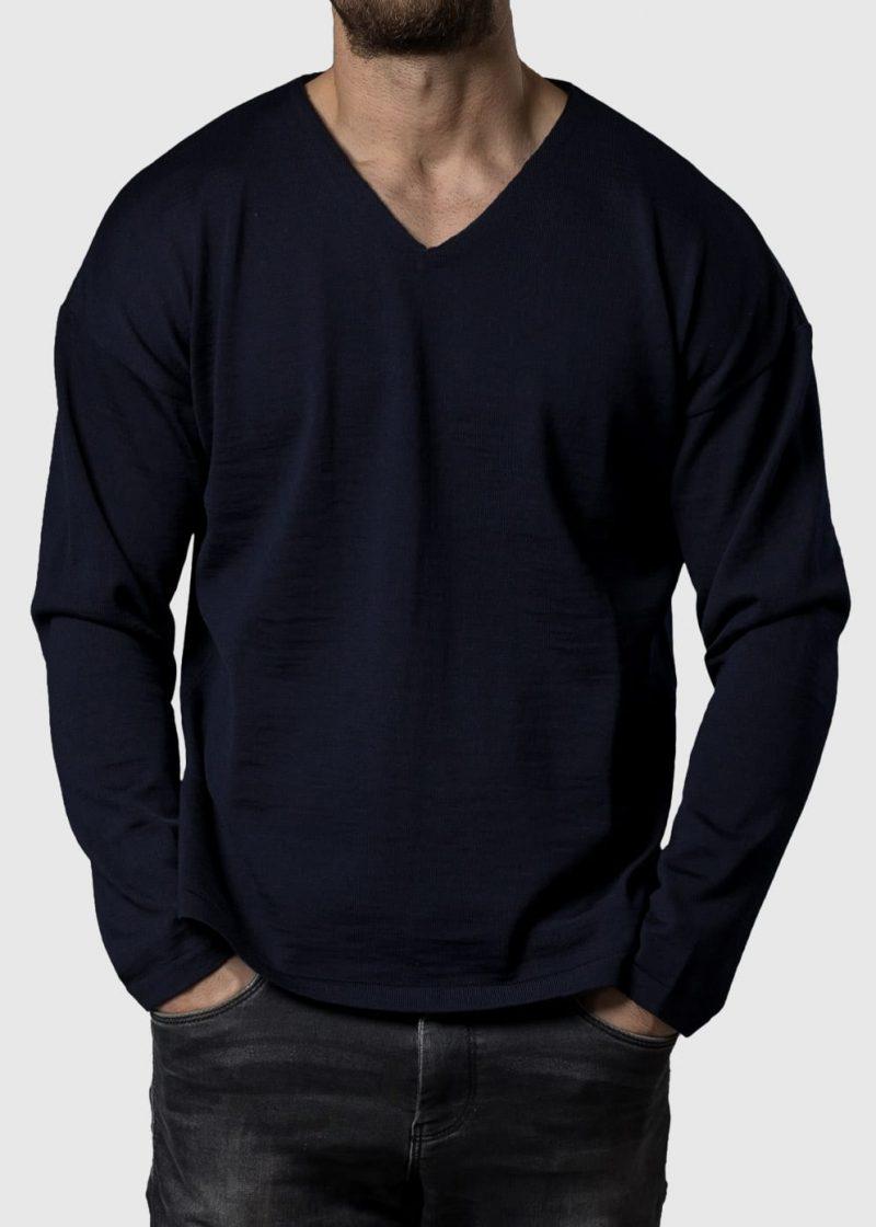 Cooler Pullover Herren con Connemara