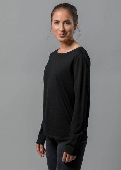 Merino Pullover Damen Susann Connemara aus Merino Superfein